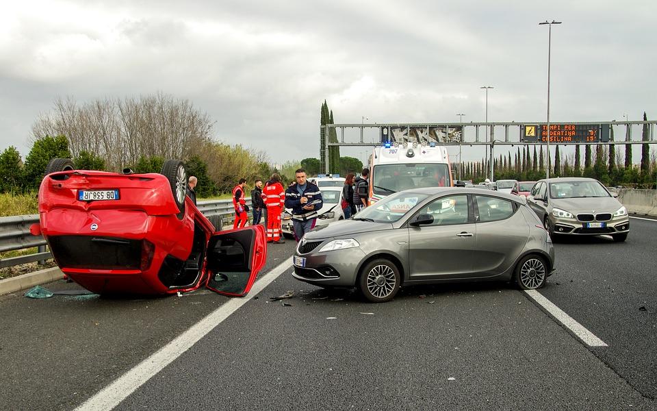 como evitar accidentes de tránsito