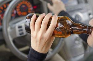 manejar bajo efectos del alcohol
